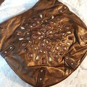 Sigrid Olsen Jeweled Hobo